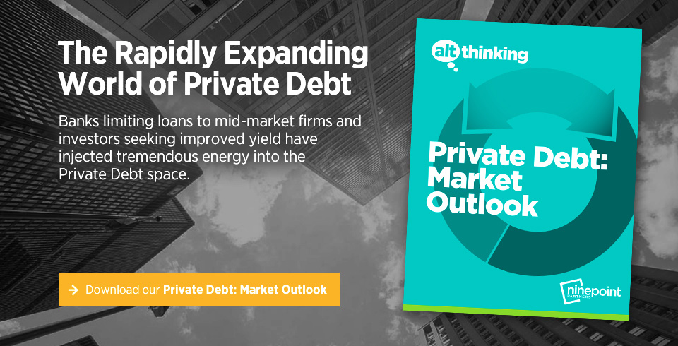 Private Debt Market Outlook