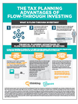 flow through inforgraphic
