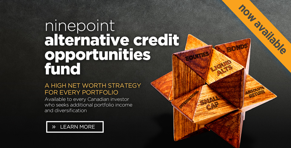 Alternative Credit Opportunities Fund launch